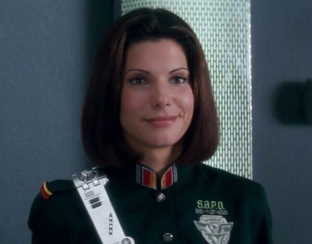 Sandra Bullock Movies Demolition Man Lieutenant Huxley 1 16 780x507 1 e1629792446177 20 Things You Didn't Know About Candyman