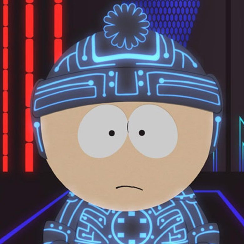 South Park parody of Tron e1573814869441 20 Facts That'll Put A New Spin On Tron