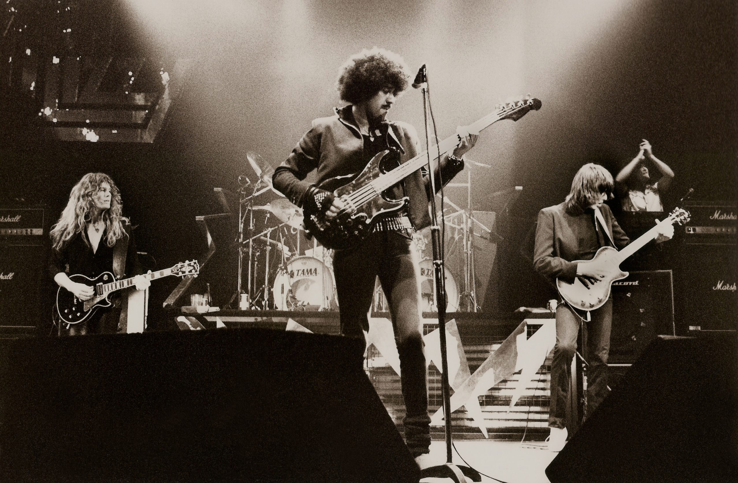 Thin Lizzy 1983 scaled 20 Facts You Never Knew About The Eddie Murphy Classic 48 Hrs