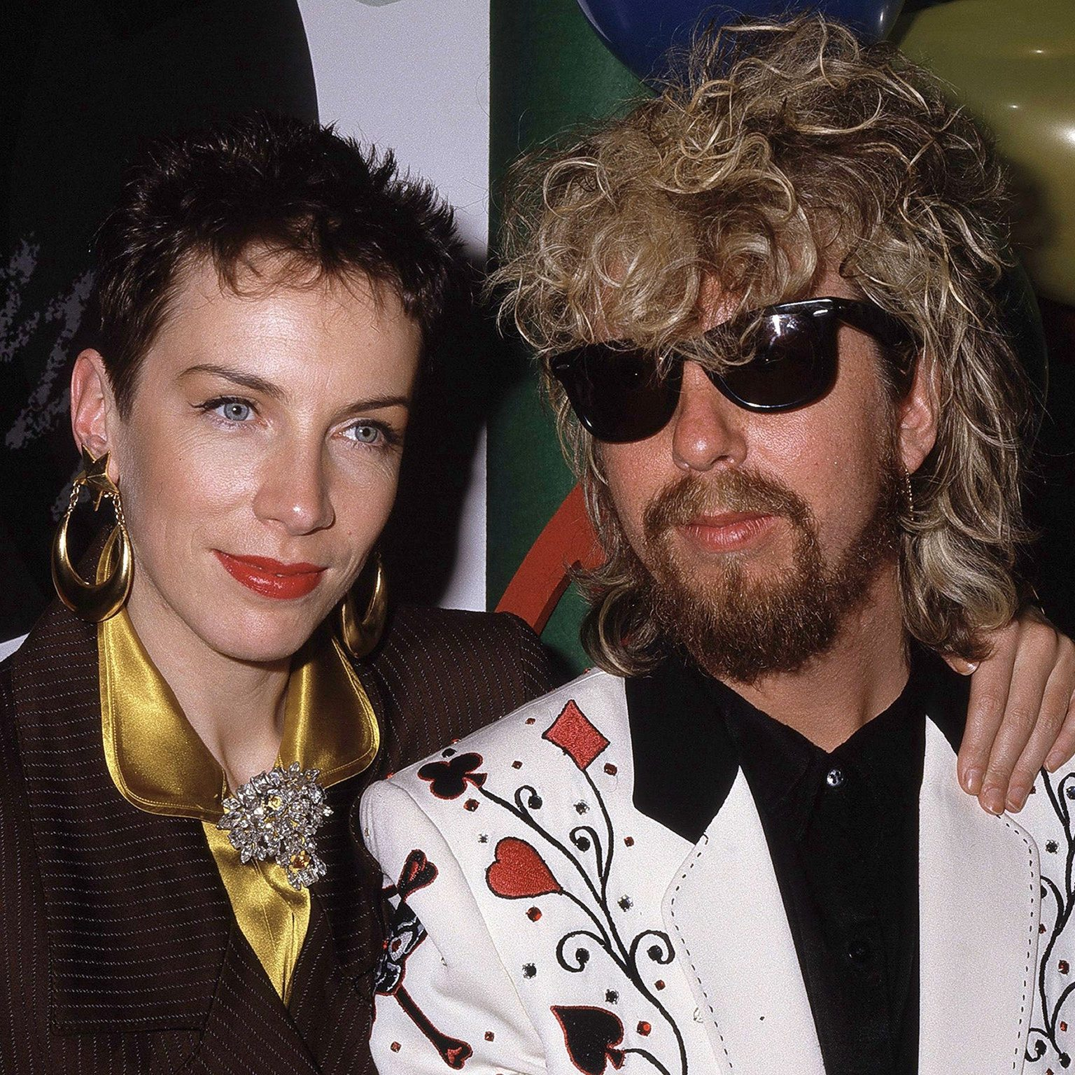 annie lennox dave stewart e1574423804781 20 Sweet Facts About Pop Icons Eurythmics