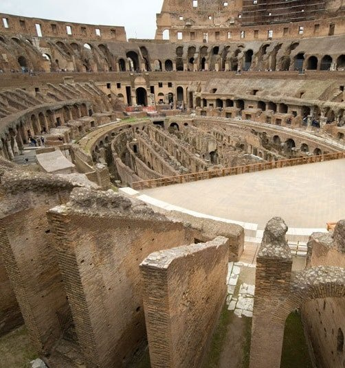 colosseum 3114616k Mel Gibson Could Have Been Maximus, And 19 Other Things You Didn't Know About Gladiator