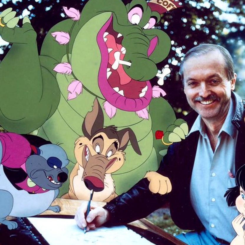 don bluth 1108x0 c default e1573813949575 20 Facts That'll Put A New Spin On Tron
