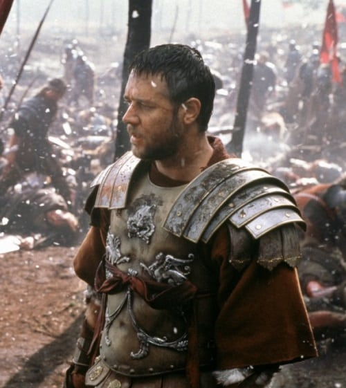 gladiator02 Mel Gibson Could Have Been Maximus, And 19 Other Things You Didn't Know About Gladiator