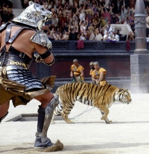 gladiator h 2000 Mel Gibson Could Have Been Maximus, And 19 Other Things You Didn't Know About Gladiator