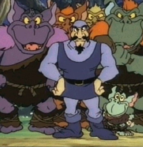 gummi bears villains 20 80s Cartoons You Loved But Had Completely Forgotten About