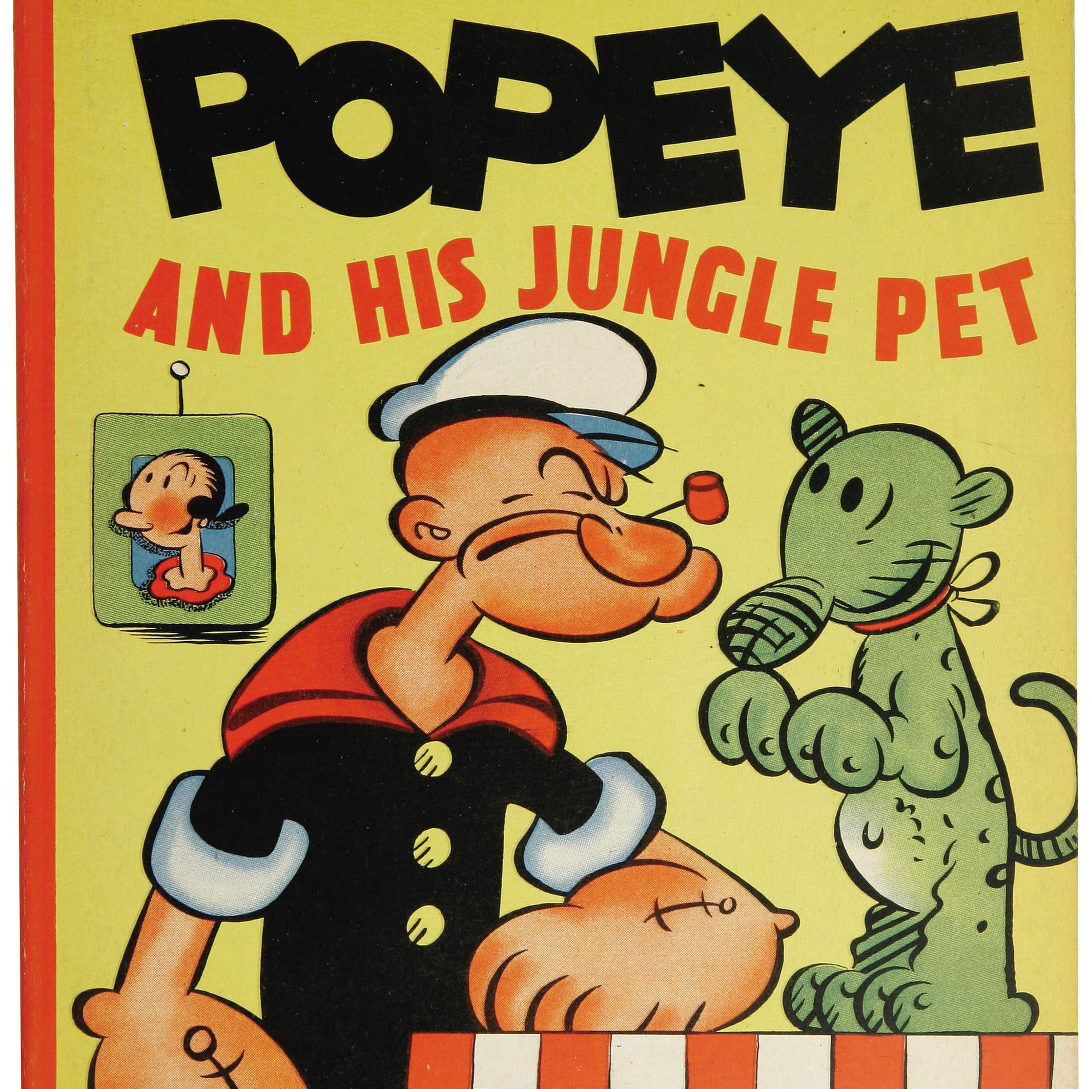 lf e1575029889700 20 Facts About 1980's Popeye That Taste Even Better Than Spinach