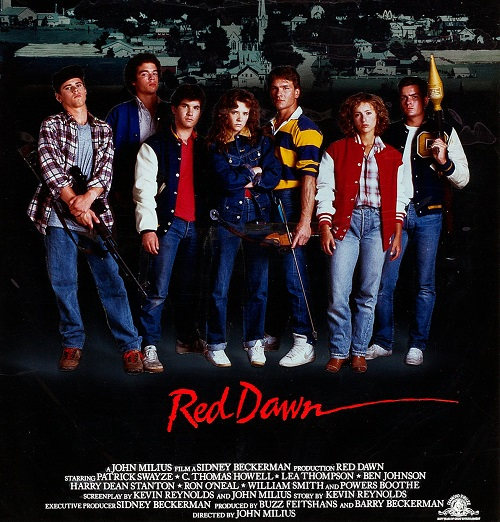 lf 20 Things You Probably Didn't Know About Red Dawn