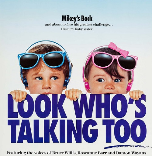 look whos talking too 20 Things You Probably Didn't Know About Action Buddy Movie The Last Boy Scout