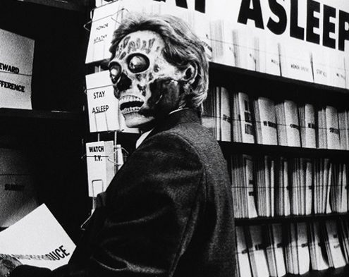 obey e1617376582141 21 Mind-Altering Facts You Never Knew About John Carpenter's They Live
