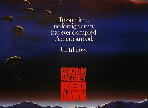 red dawn 1984 original film art f 2000x e1617662765439 20 Things You Probably Didn't Know About Red Dawn