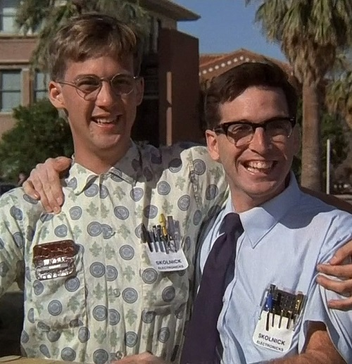 revenge of the nerds movie still1 20 Things You Never Knew About Revenge of the Nerds