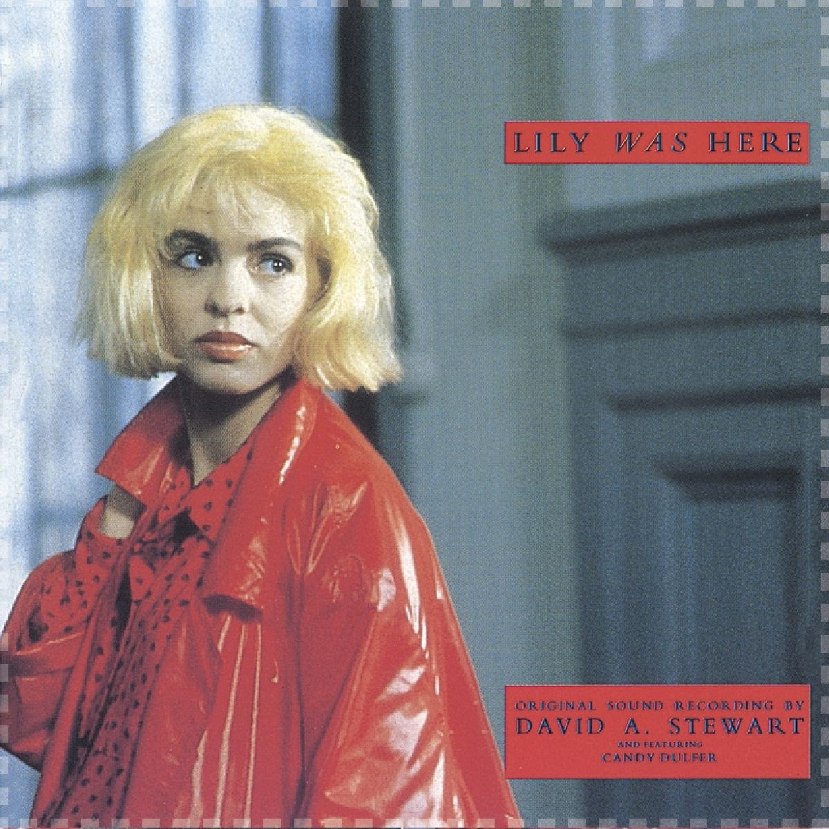 soundtrack david a stewart lily was here a 20 Sweet Facts About Pop Icons Eurythmics