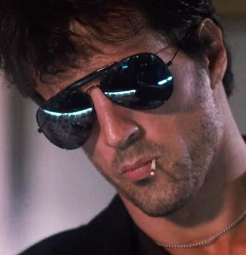 stallone cobra 20 Things You Probably Never Knew About Stallone's Cobra