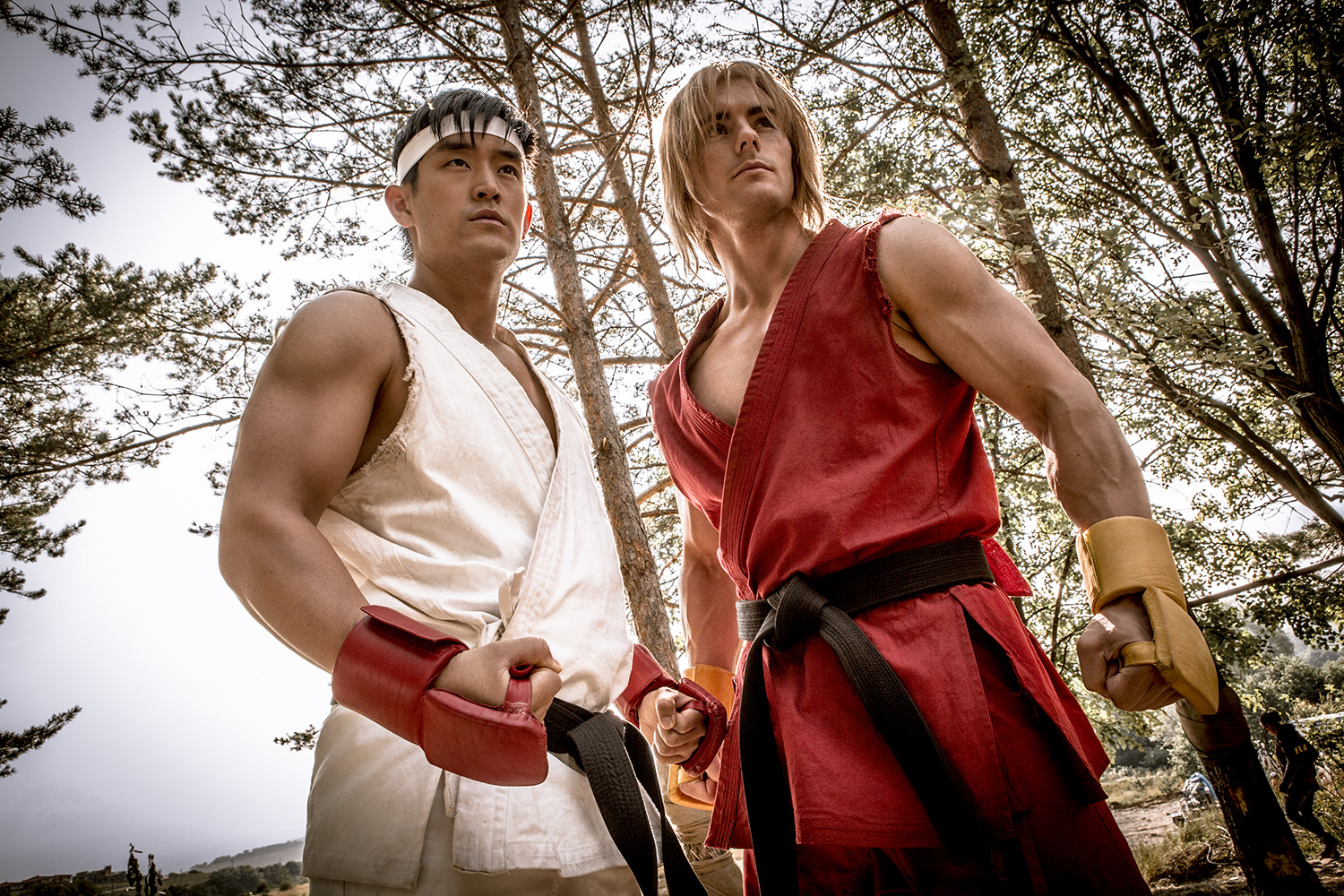 street fighter assassins fist ryu ken 20 Things You Might Not Have Realised About The 1994 Street Fighter Movie
