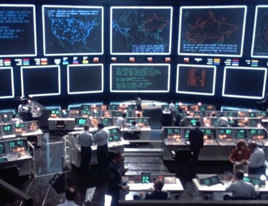 warroom e1617711067165 Shall We Play A Game? Here Are 20 Facts About WarGames!