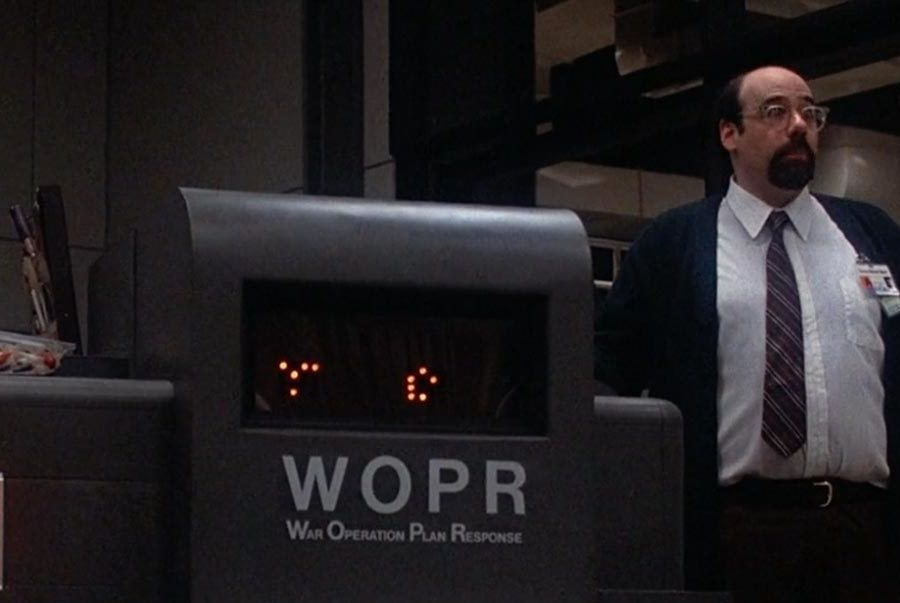 wopr e1617711593617 Shall We Play A Game? Here Are 20 Facts About WarGames!