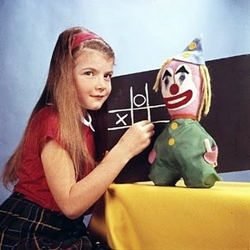 2 11 Remember The Girl From The BBC's Test Card? Here's What She Looks Like Now!
