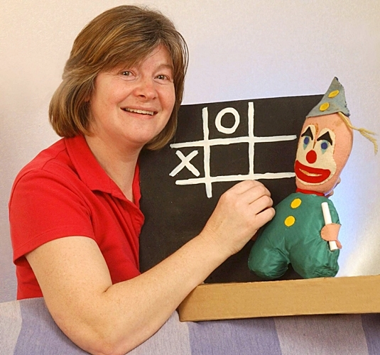 5 12 Remember The Girl From The BBC's Test Card? Here's What She Looks Like Now!