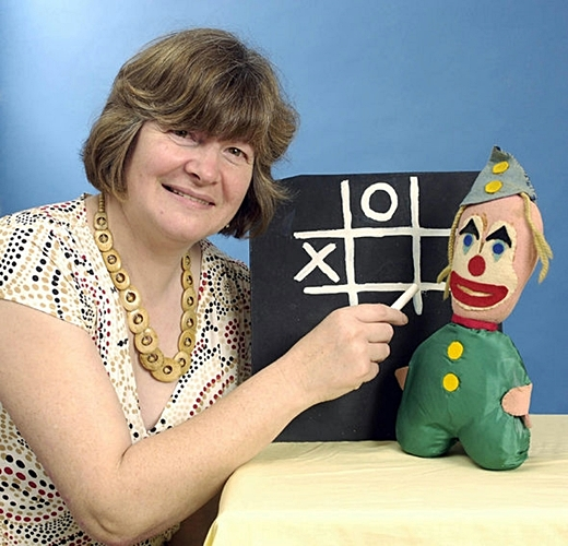 6 13 Remember The Girl From The BBC's Test Card? Here's What She Looks Like Now!