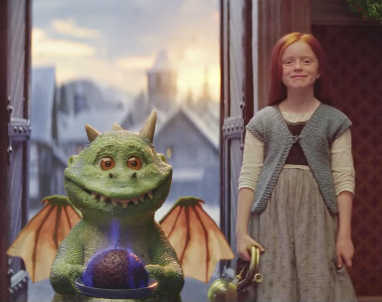 AD COMPOSITE John Lewis Advert e1608633378501 20 Bizarre British Christmas Traditions That Confuse The Rest of The World