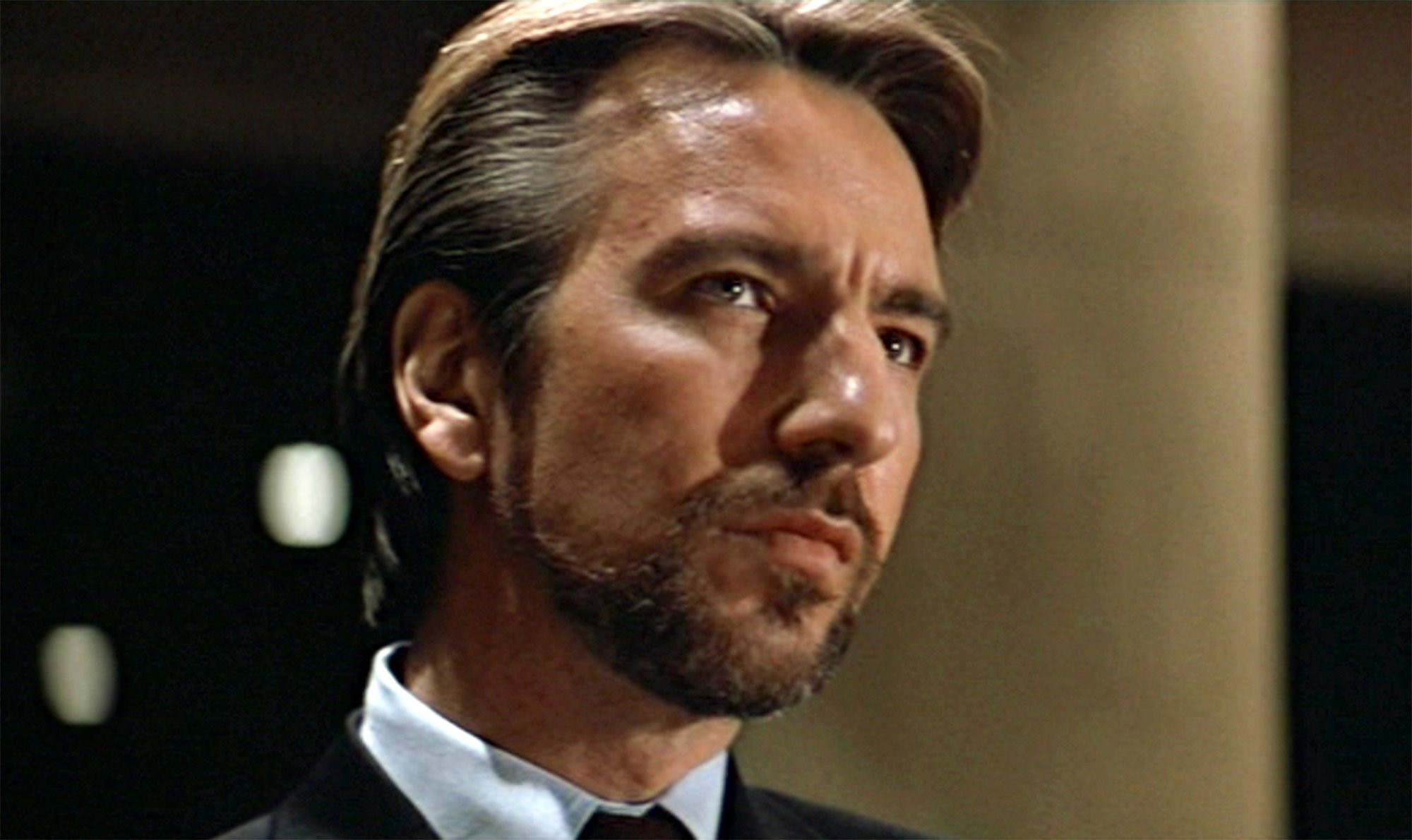 Alan Rickman 20 'Christmas Movies' That Aren't Actually Christmas Movies At All