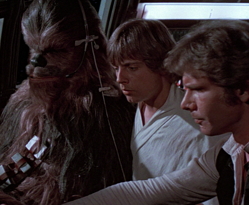 Chewie Luke Han e1617791874150 20 Classic Movies That Could Have Turned Out Very Different