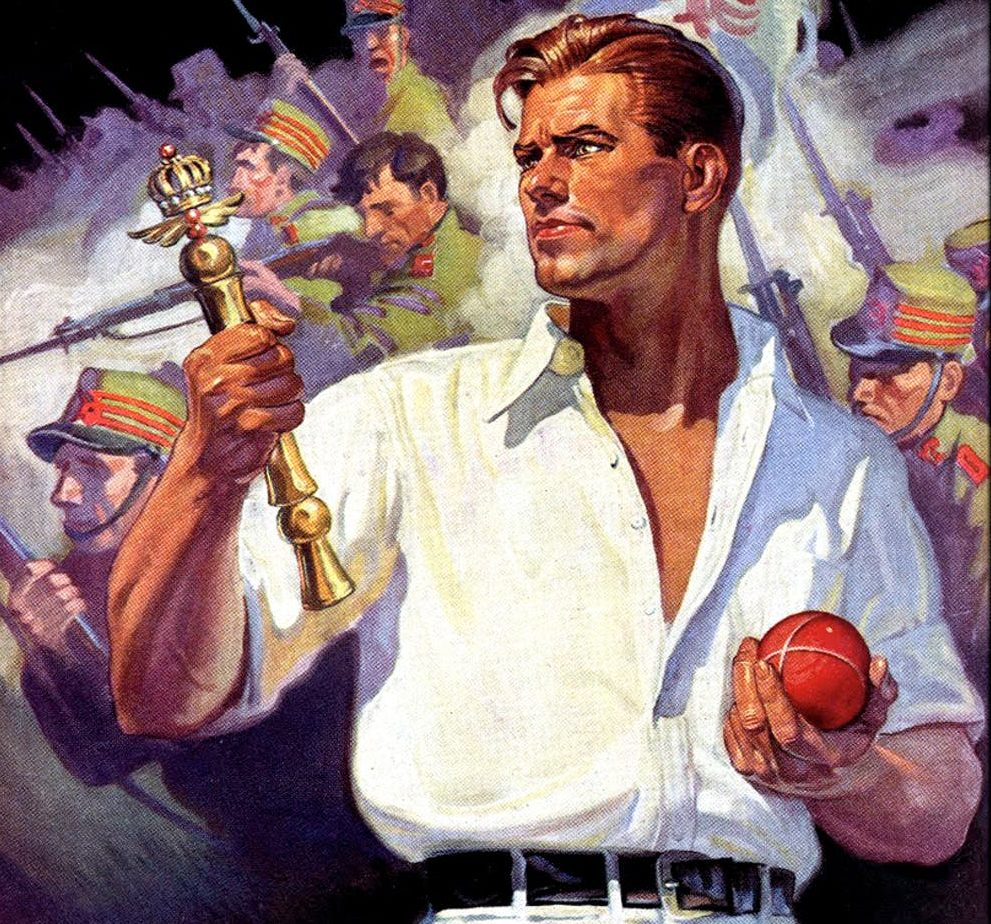 Doc Savage e1625580829404 20 Things You Never Knew About High-Flying Comic Book Movie The Rocketeer