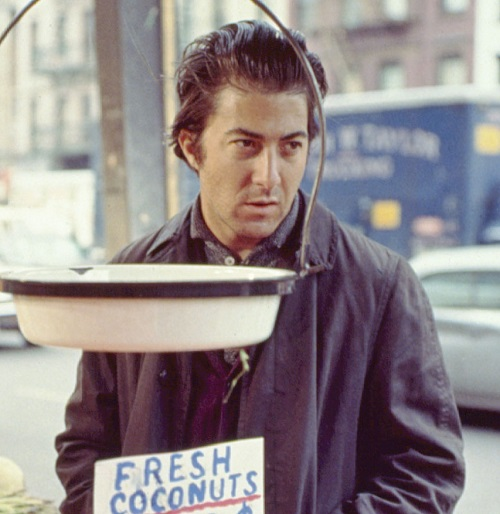 Dustin Hoffman Midnight Cowboy 20 Classic Movie Moments That Were Completely Improvised