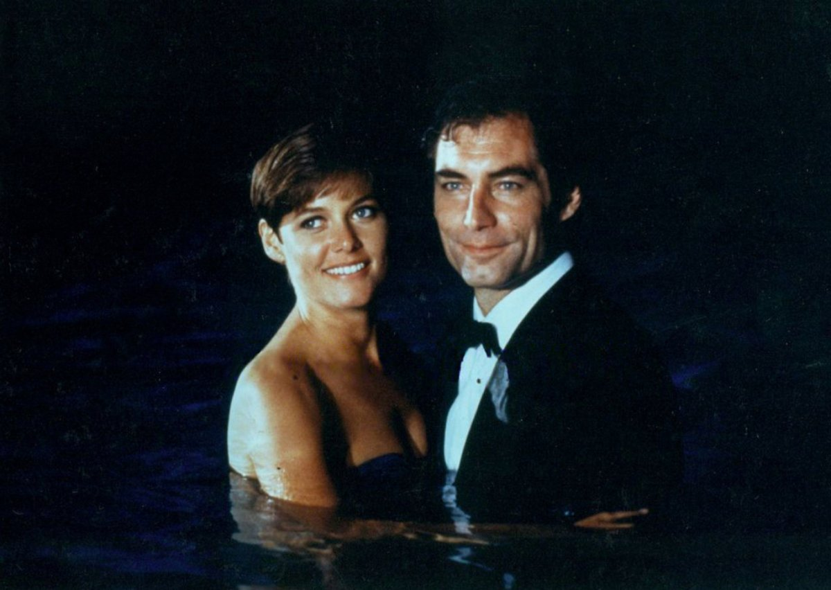 20 Reasons Why Timothy Dalton Was Probably The Best James Bond Ever