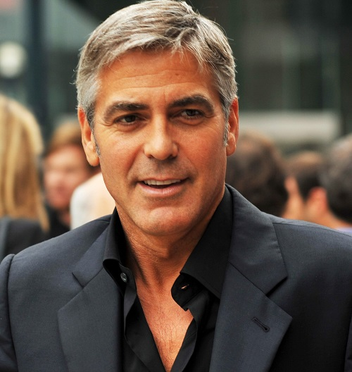 George Clooney 4 The Men Who Stare at Goats TIFF09 cropped Huge Actors You Didn't Know Started Out In Completely Embarrassing Movies