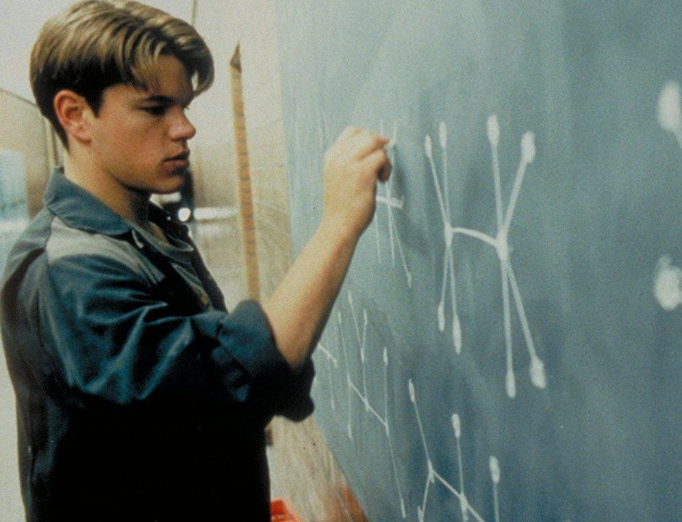 Good Will Hunting 853441853 large e1617794026976 20 Classic Movies That Could Have Turned Out Very Different