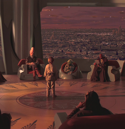 High Council Chamber 20 Reasons Why Star Wars: The Last Jedi Is The Best Film In The Saga So Far