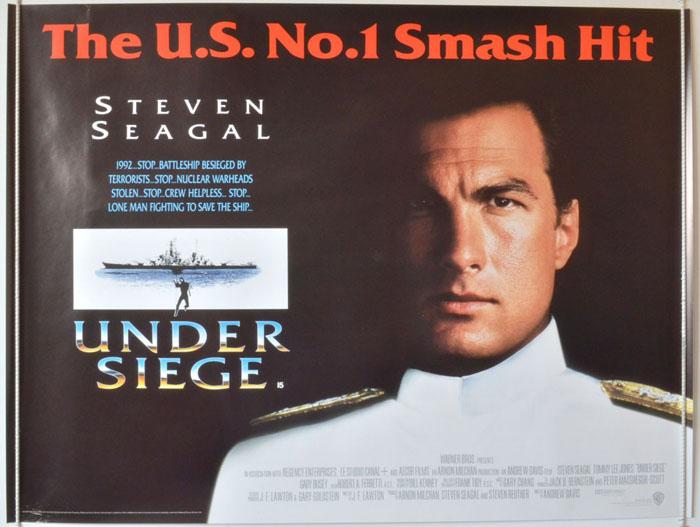 JamieR UnderSiege1 20 Hard-Hitting Facts About Steven Seagal's Under Siege
