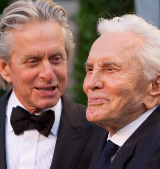 Kirk Douglas fb 1200x686 1 e1580987846814 20 Things You Probably Didn't Know About Falling Down