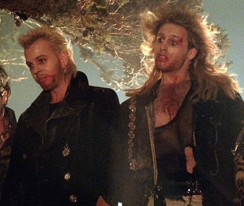 Lost Boys Vampires e1617792482869 20 Classic Movies That Could Have Turned Out Very Different