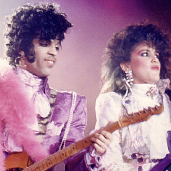 Nov17 PG FEAT Wendy and Prince Photo from Wendy Melvoin WEB e1578915461793 Let's Go Crazy With 20 Facts About Prince's Movie Purple Rain