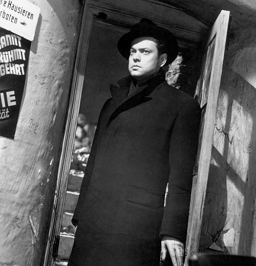 Orson Welles The Third Man 20 Classic Movie Moments That Were Completely Improvised