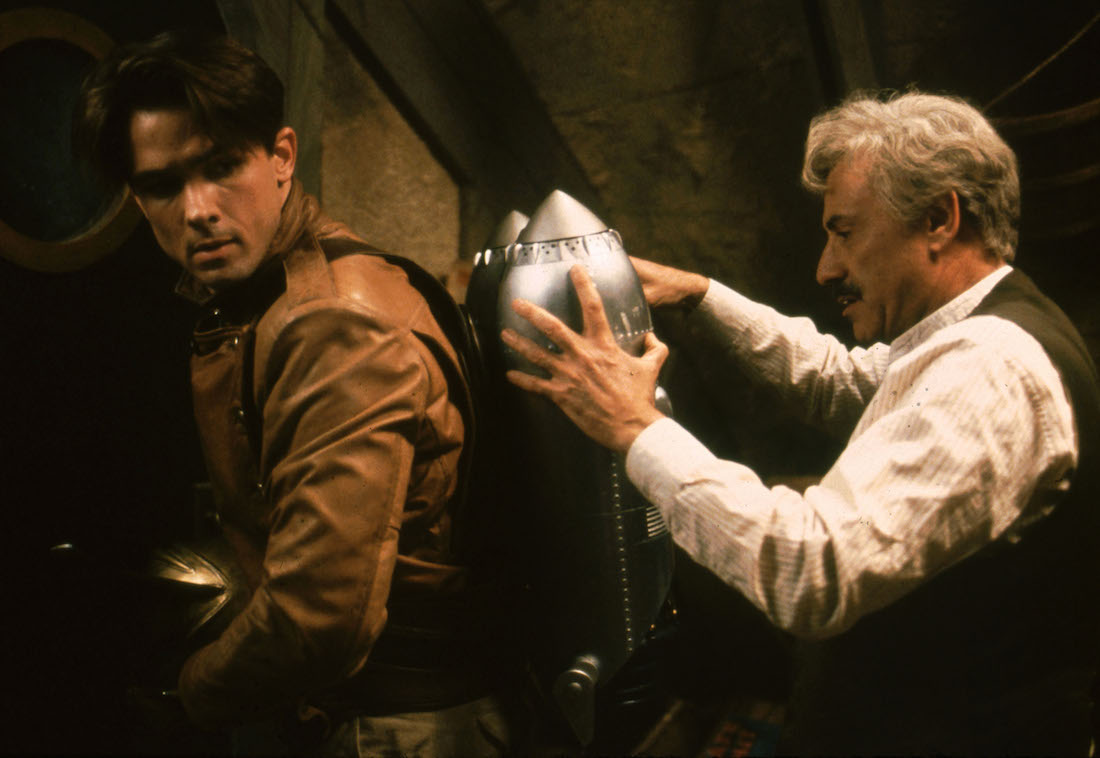 Rocketeer BD 2016 20 Things You Never Knew About High-Flying Comic Book Movie The Rocketeer