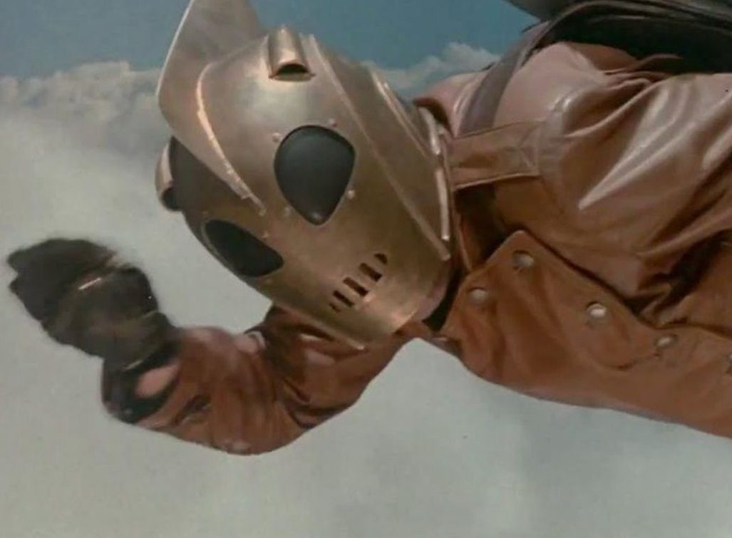 Rocketeer e1625577407130 20 Things You Never Knew About High-Flying Comic Book Movie The Rocketeer