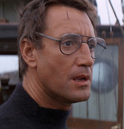 Roy Scheider Jaws 20 Classic Movie Moments That Were Completely Improvised