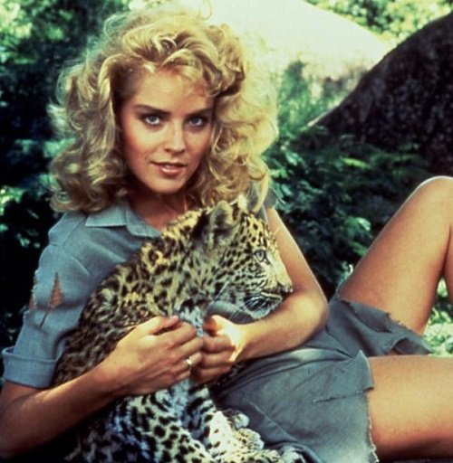 Sharon Stone King Solomons Mines Huge Actors You Didn't Know Started Out In Completely Embarrassing Movies