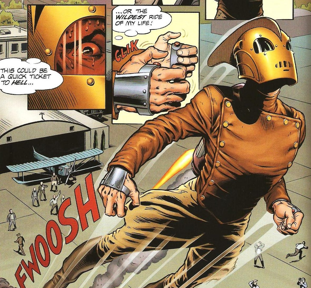 Starslayer 2 1982 e1625576063792 20 Things You Never Knew About High-Flying Comic Book Movie The Rocketeer