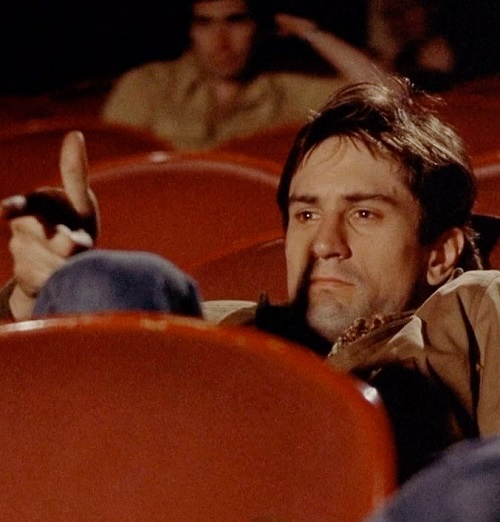 Taxi Driver 1 20 Classic Movie Moments That Were Completely Improvised