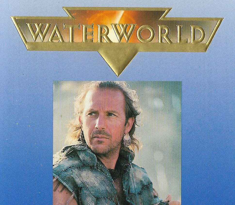 Waterworld 1995 Max Allan Collins front e1612785325757 40 Things You Never Knew About The Disastrous Waterworld