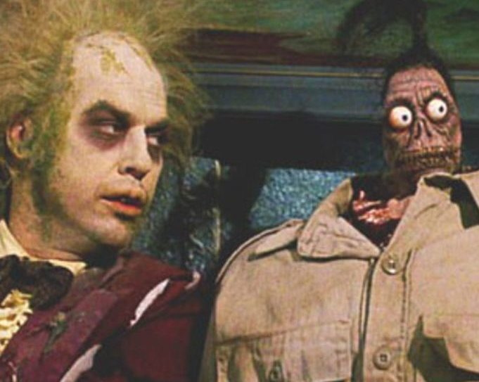 beetlejuice 0 e1617793555864 20 Classic Movies That Could Have Turned Out Very Different