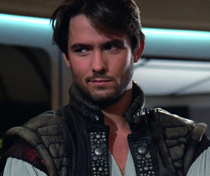 billy campbell okona star trek e1625580409876 20 Things You Never Knew About High-Flying Comic Book Movie The Rocketeer
