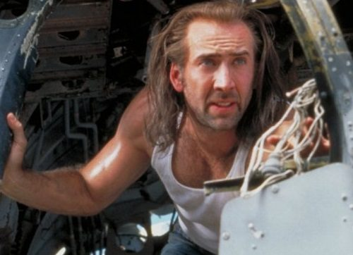 con air h 1997 e1617792367359 20 Classic Movies That Could Have Turned Out Very Different