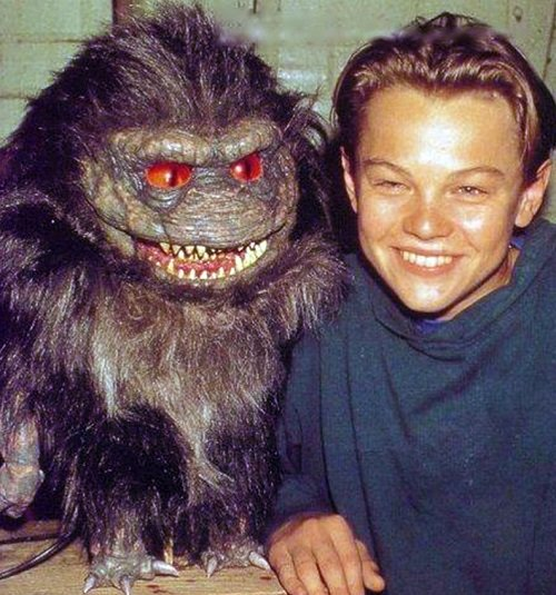 critters 3 leonardo dicaprio 3 dvdbash wordpress Huge Actors You Didn't Know Started Out In Completely Embarrassing Movies