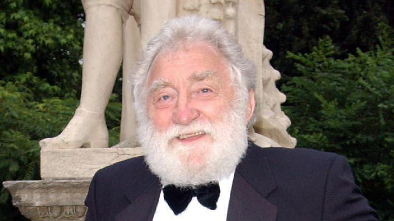 d TV Legend and Naturalist David Bellamy Dies Aged 86