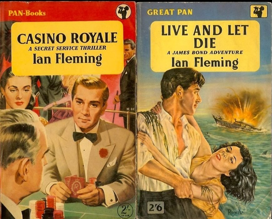 fleming1 e1622543750371 20 Reasons Why Timothy Dalton Was Probably The Best James Bond Ever